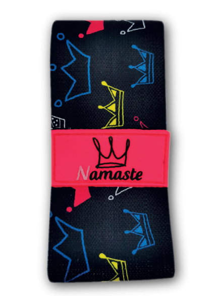 Namaste Designer Series Booty Band - Queen Squad Edition - HEAVY Resistence